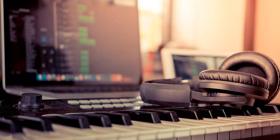 Muziekproductie lessen